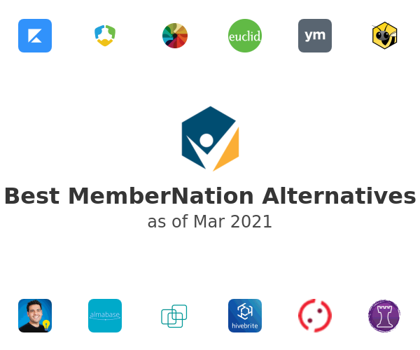 Best MemberNation Alternatives
