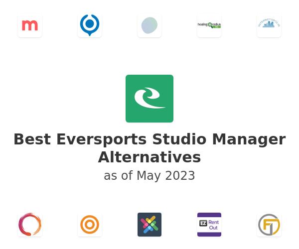 Best Eversports Studio Manager Alternatives