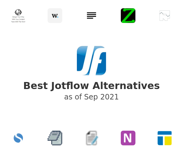 Best Jotflow Alternatives