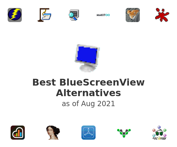 Best BlueScreenView Alternatives