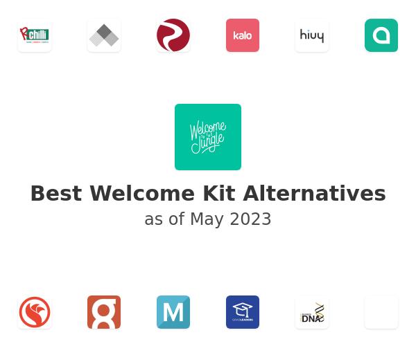 Best Welcome Kit Alternatives