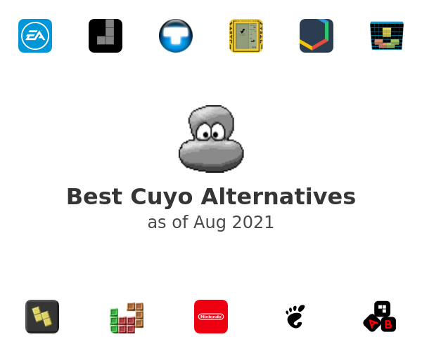 Best Cuyo Alternatives