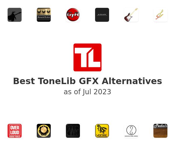 Best ToneLib GFX Alternatives