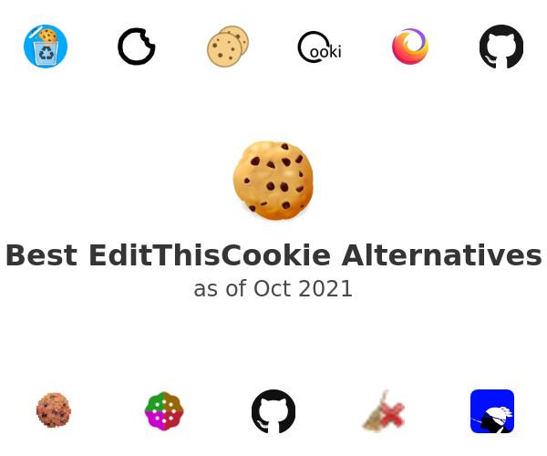 Best EditThisCookie Alternatives