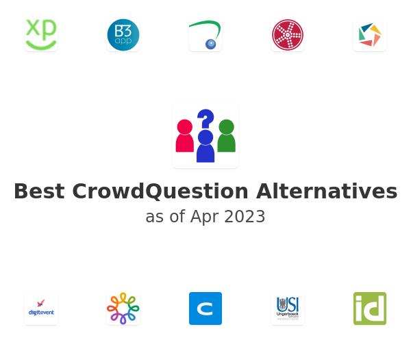Best CrowdQuestion Alternatives
