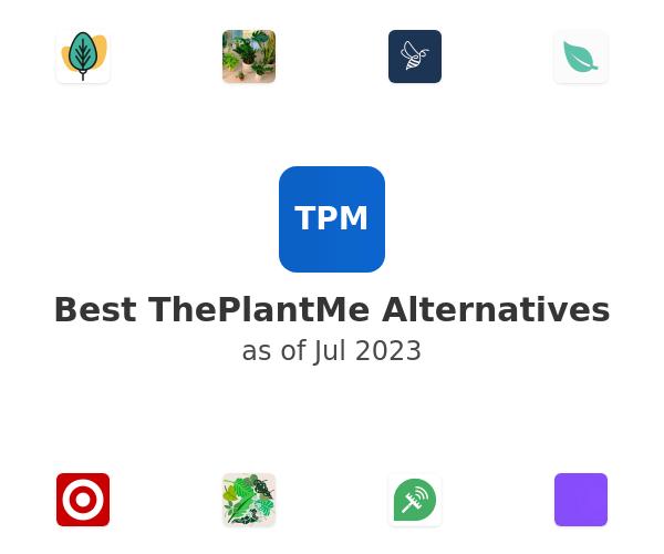 Best ThePlantMe Alternatives