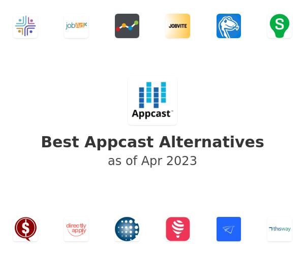 Best Appcast Alternatives