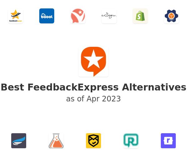 Best FeedbackExpress Alternatives