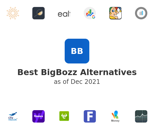 Best BigBozz Alternatives