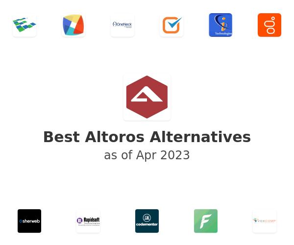 Best Altoros Alternatives