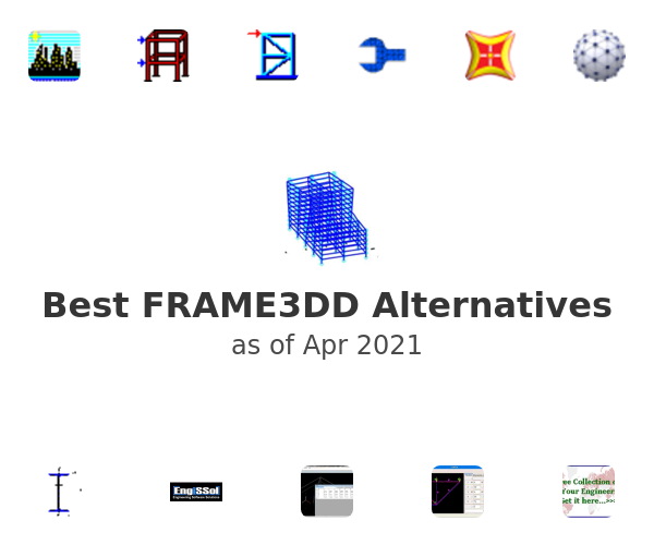 Best FRAME3DD Alternatives