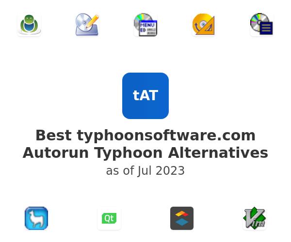 Best Autorun Typhoon Alternatives