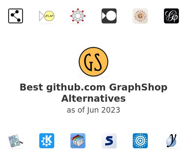 Best GraphShop Alternatives