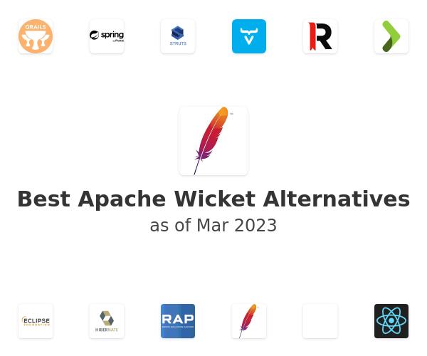 Best Apache Wicket Alternatives