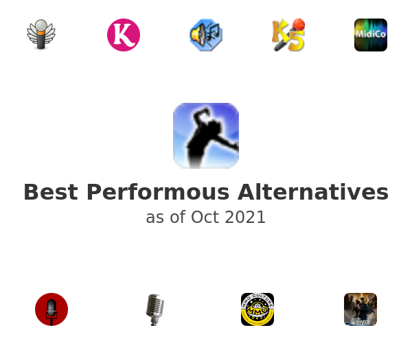 Best Performous Alternatives