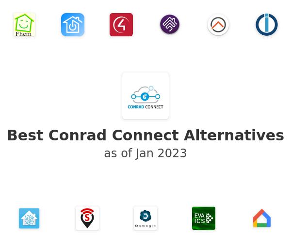 Best Conrad Connect Alternatives