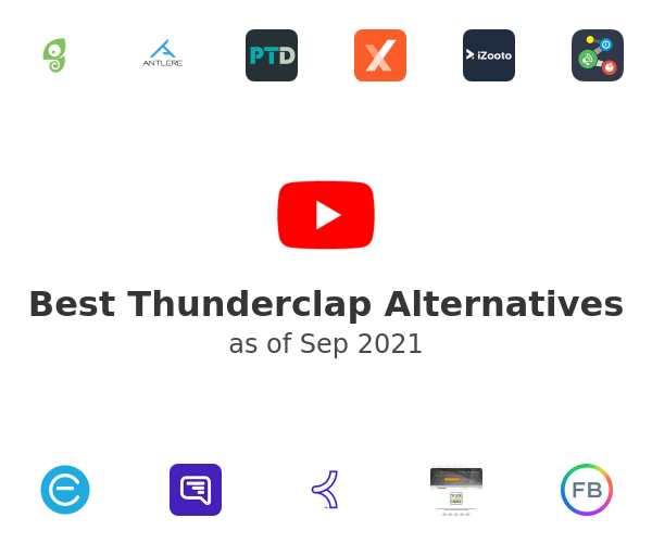 Best Thunderclap Alternatives