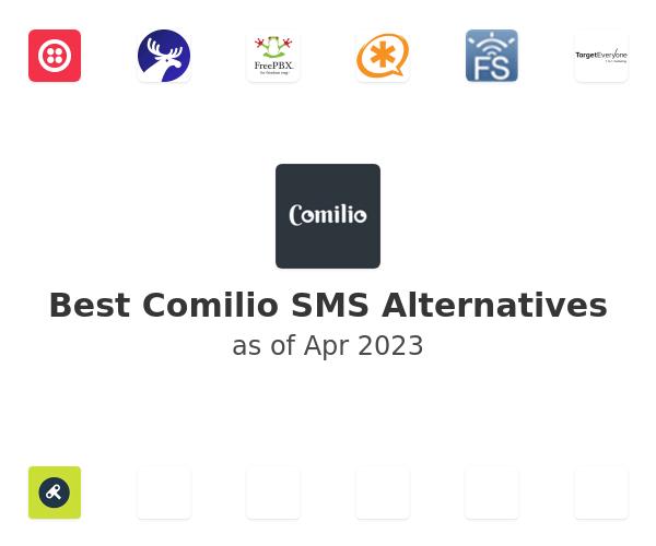 Best Comilio SMS Alternatives