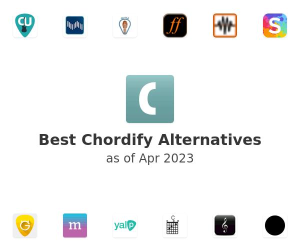 Best Chordify Alternatives