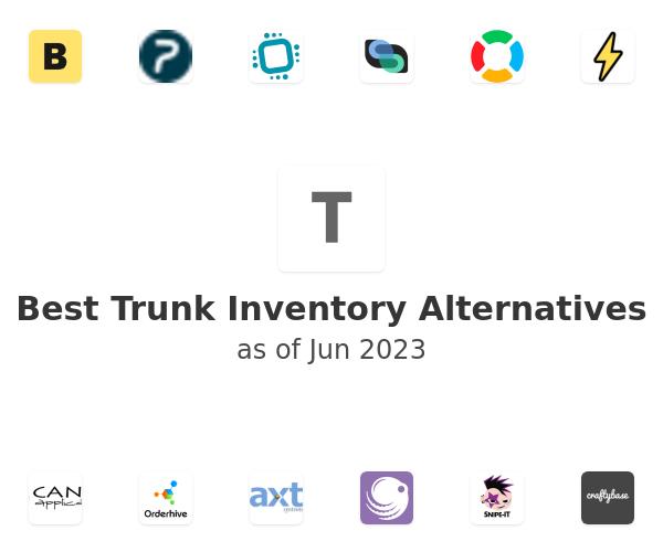 Best Trunk Inventory Alternatives