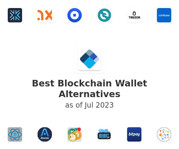 Best Blockchain Wallet Alternatives