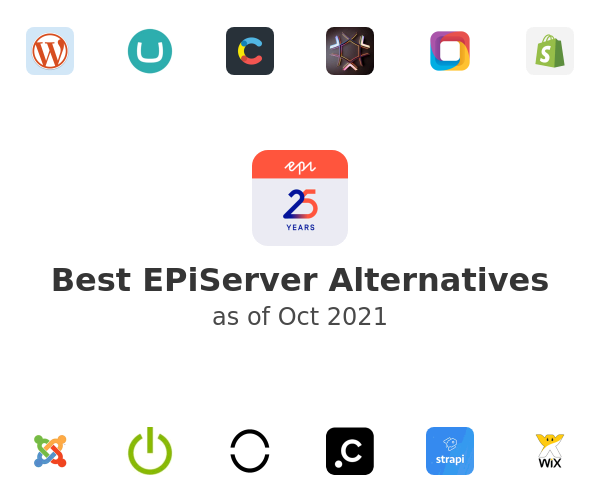 Best EPiServer Alternatives