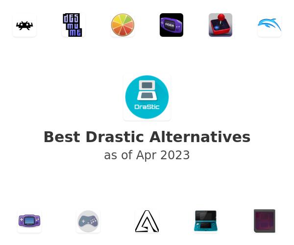 Best Drastic Alternatives