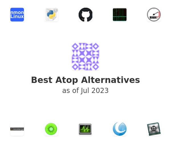 Best Atop Alternatives