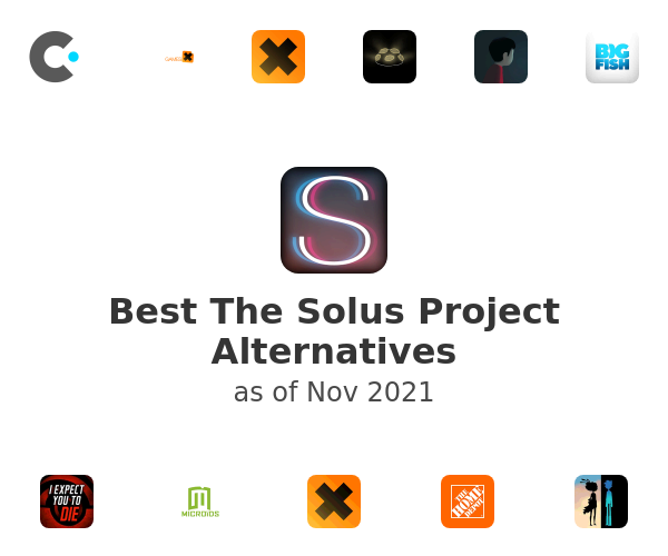 Best The Solus Project Alternatives