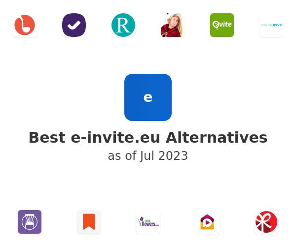 Best e-invite.eu Alternatives