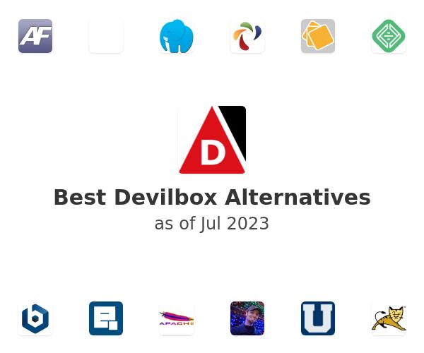 Best Devilbox Alternatives