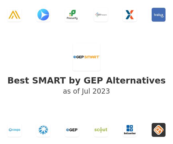 Best SMART by GEP Alternatives