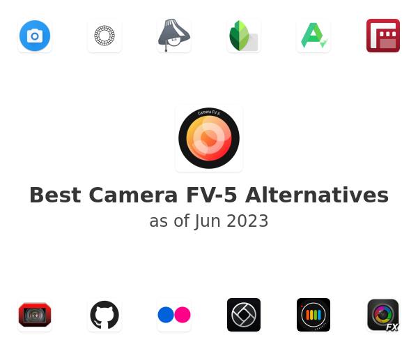 Best Camera FV-5 Alternatives