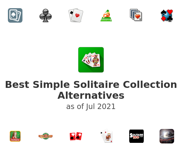 Best Simple Solitaire Collection Alternatives
