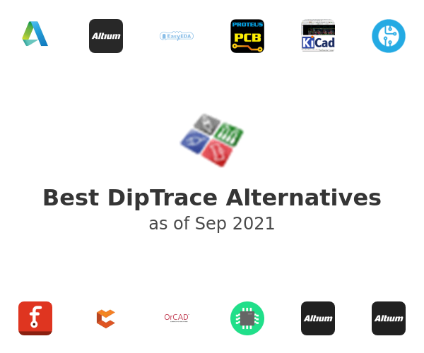 Best DipTrace Alternatives