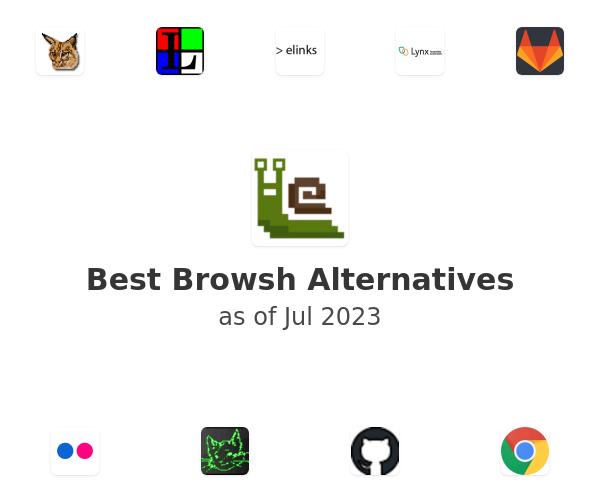 Best Browsh Alternatives