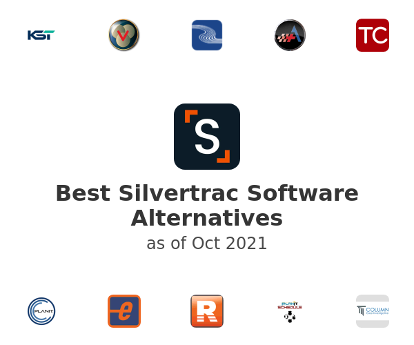 Best Silvertrac Software Alternatives
