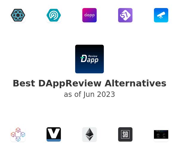 Best DAppReview Alternatives