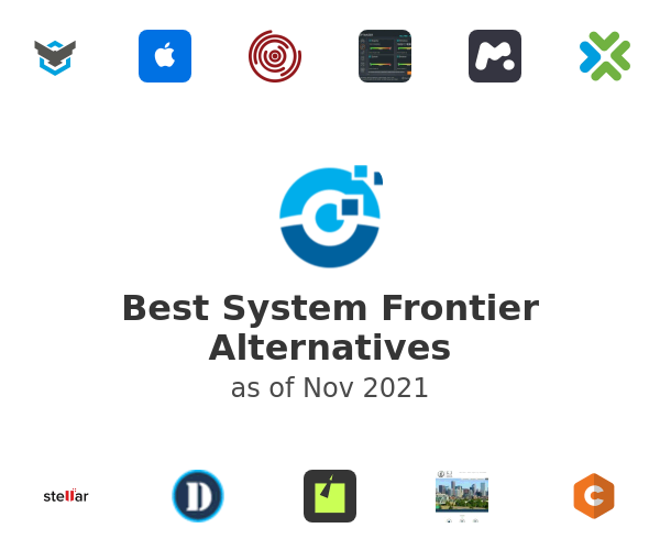 Best System Frontier Alternatives