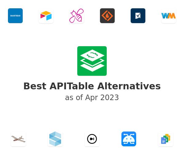Best APITable Alternatives