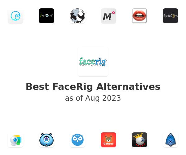 Best FaceRig Alternatives