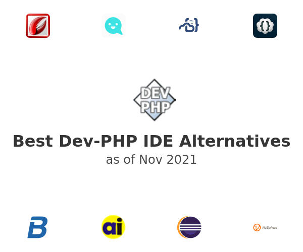Best Dev-PHP IDE Alternatives