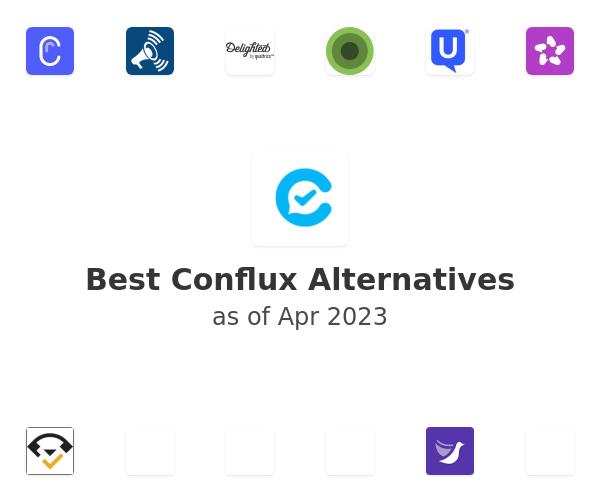 Best Conflux Alternatives