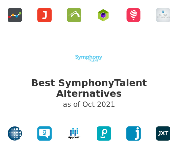 Best SymphonyTalent Alternatives