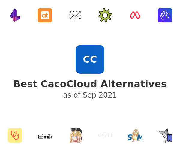 Best CacoCloud Alternatives