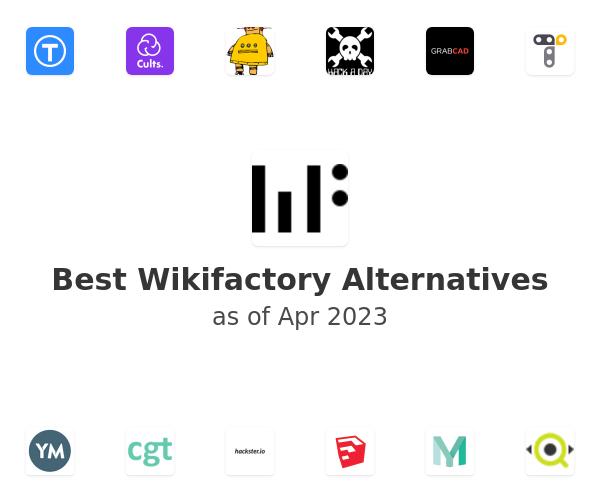 Best Wikifactory Alternatives