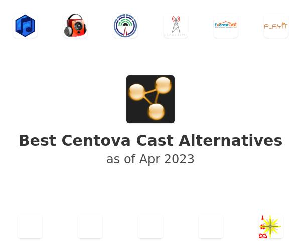 Best Centova Cast Alternatives