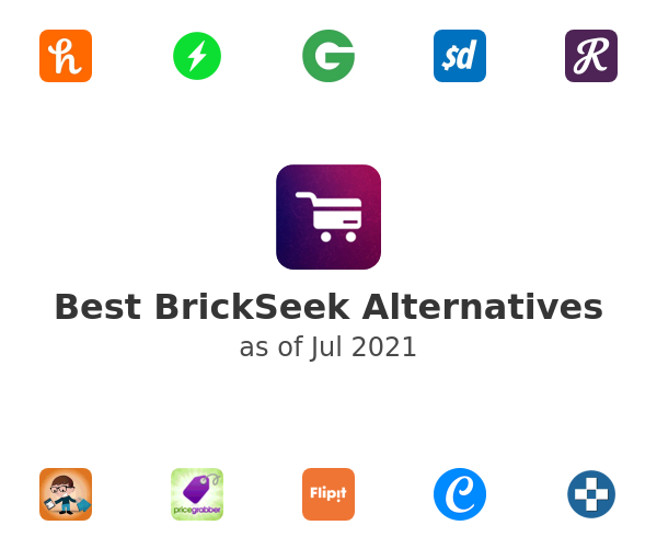 Best BrickSeek Alternatives