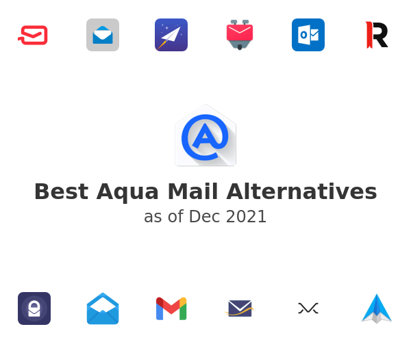 Best Aqua Mail Alternatives