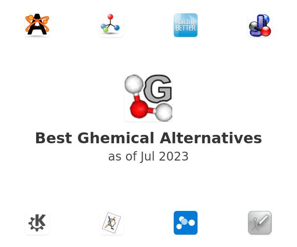 Best Ghemical Alternatives